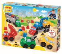 Abrick stavební auta